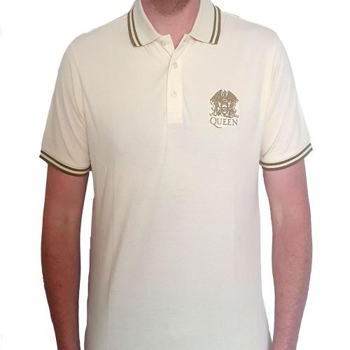 Tricou Polo Queen Crest Logo