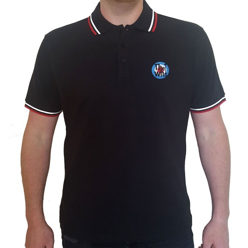 Tricou Polo The Who Target