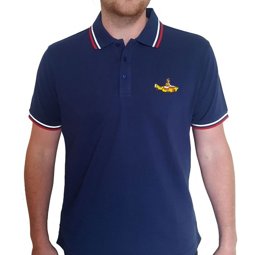 Tricou Polo The Beatles Yellow Submarine