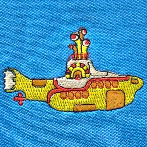 Tricou Polo The Beatles Yellow Submarine