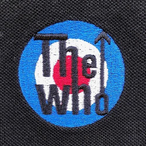 Tricou Polo The Who Target