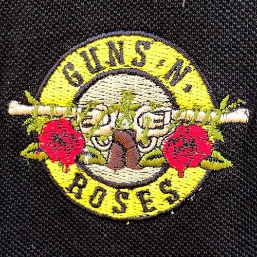 Tricou Polo Guns N' Roses Classic Logo
