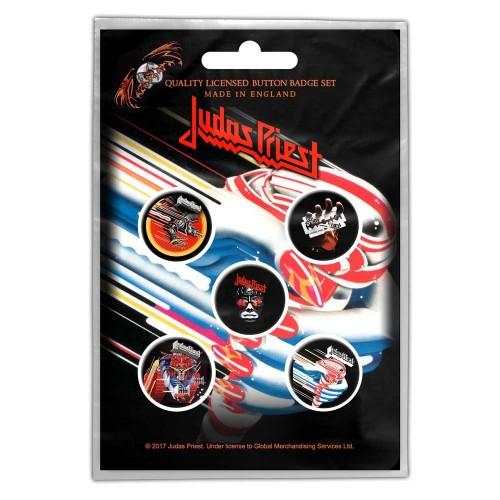 Set Insigne Judas Priest Turbo