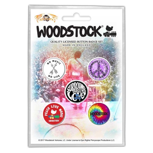 Set Insigne Woodstock Surround Yourself
