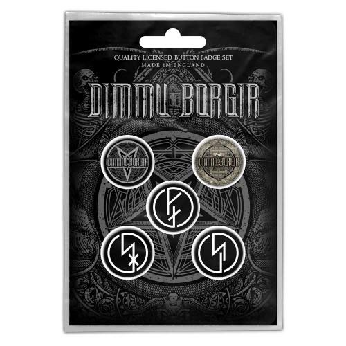 Set Insigne Dimmu Borgir Eonian