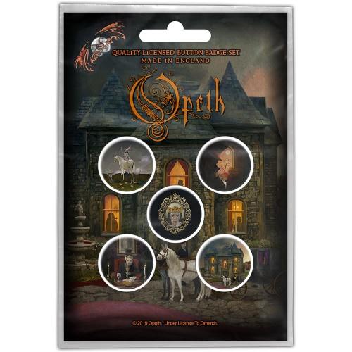 Set Insigne Opeth In Caude Venenum