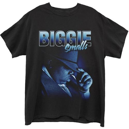Tricou Biggie Smalls: Hat