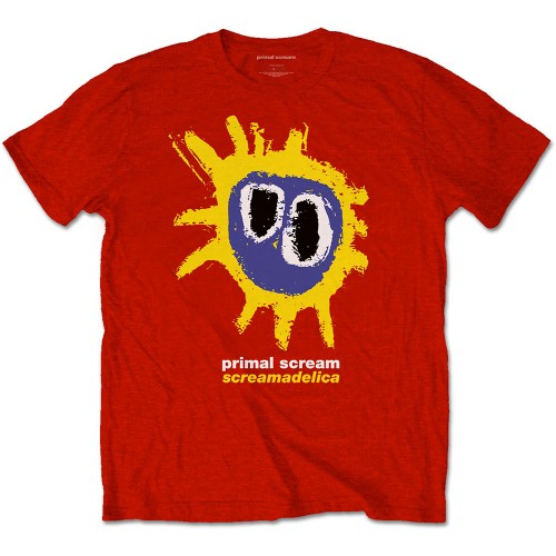 Tricou Primal Scream Screamadelica