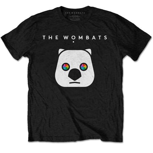 Tricou The Wombats Rainbow Eyes
