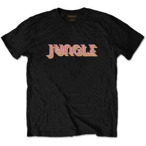 Tricou Jungle Colour Logo