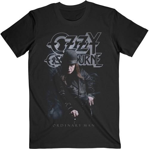 Tricou Ozzy Osbourne Ordinary Man Standing