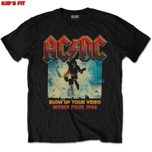 Tricou Copil AC/DC Blow Up Your Video