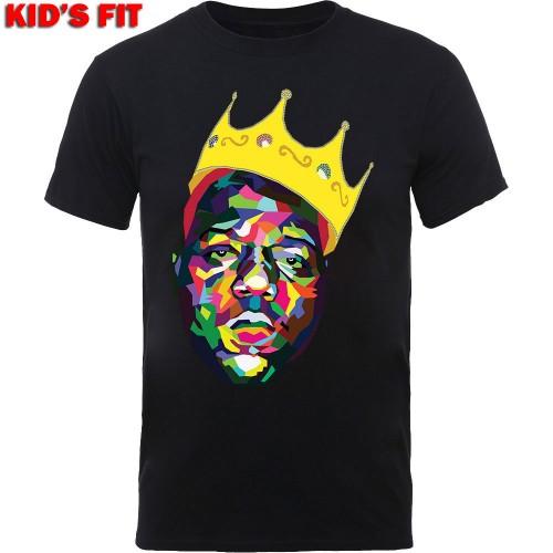 Tricou Copil Biggie Smalls Crown