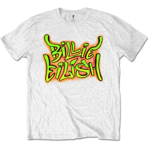 Tricou Billie Eilish Graffiti