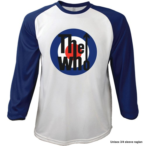 Tricou Mânecă 3/4 The Who 1969 Pinball Wizard