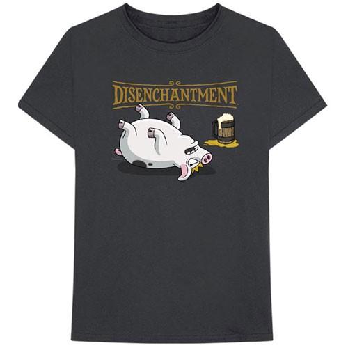 Tricou Disenchantment Pig