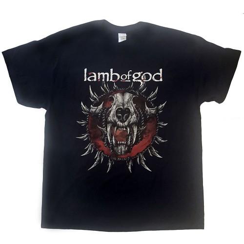 Tricou Lamb Of God Radial