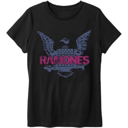 Tricou Ramones Purple Eagle