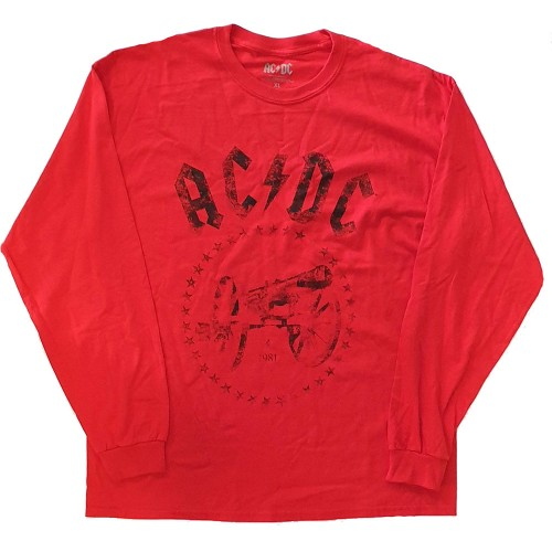 Tricou Mânecă Lungă AC/DC For Those About to Rock