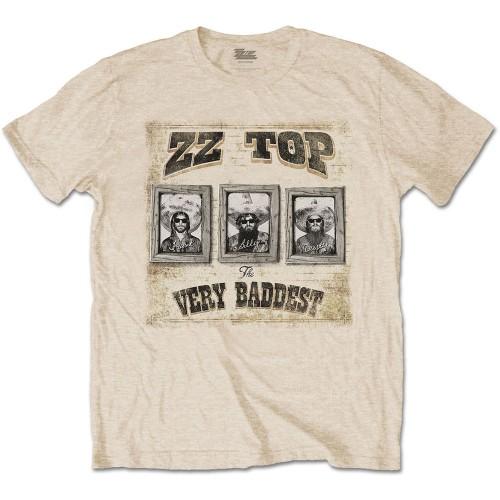 Tricou ZZ Top Very Baddest