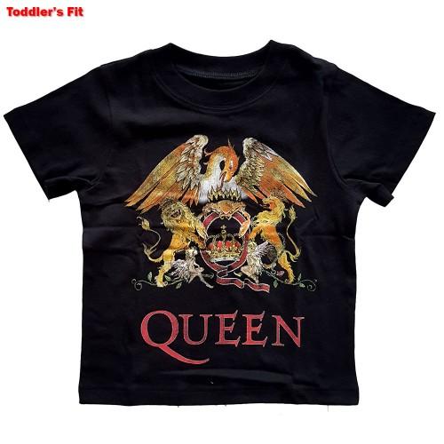 Tricou Copil Queen Classic Crest