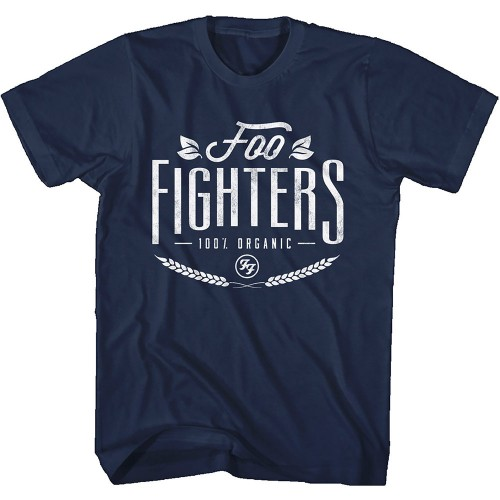 Tricou Foo Fighters 100% Organic