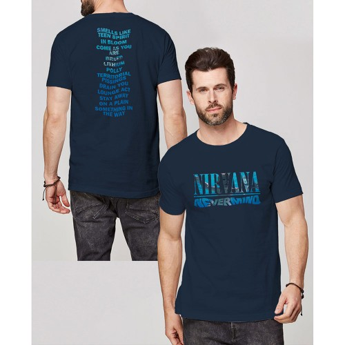 Tricou Nirvana Nevermind