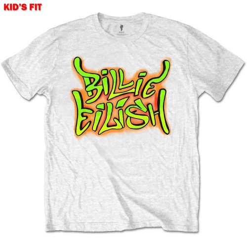 Tricou Copil Billie Eilish Graffiti