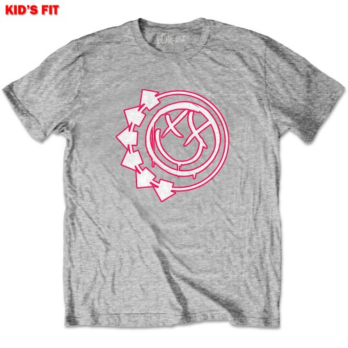Tricou Copil Blink-182 Six Arrow Smiley