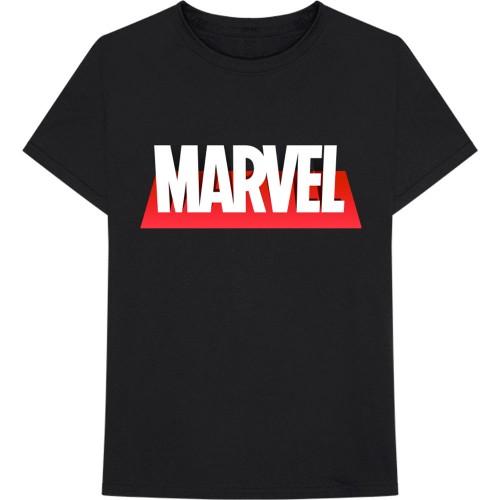 Tricou Marvel Comics Out The Box Logo