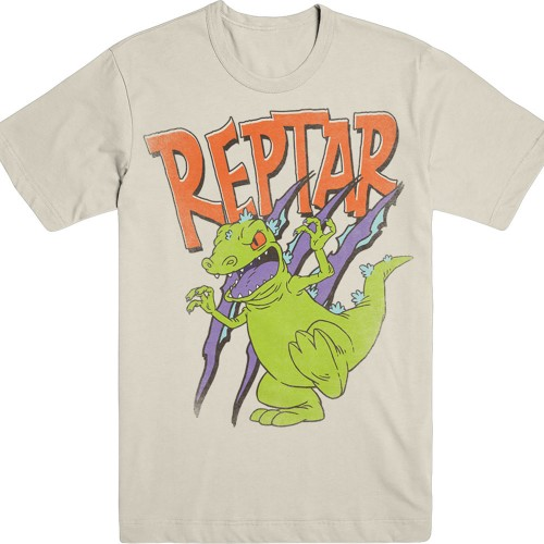 Tricou Nickelodian Nick 90s Rugrats Reptar