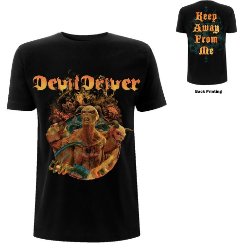 Tricou DevilDriver Keep Away from Me