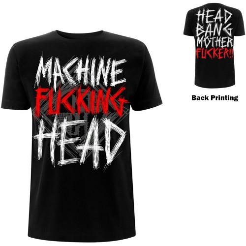 Tricou Machine Head Bang Your Head