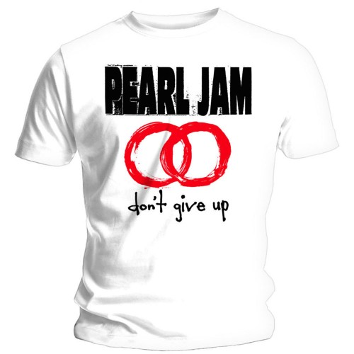Tricou Pearl Jam Don't Give Up