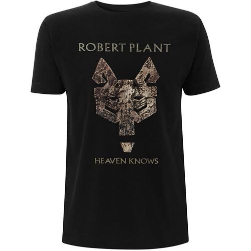 Tricou Robert Plant Heaven Knows