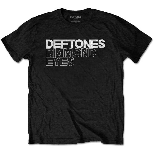 Tricou Deftones Diamond Eyes