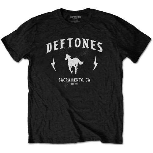 Tricou Deftones Electric Pony