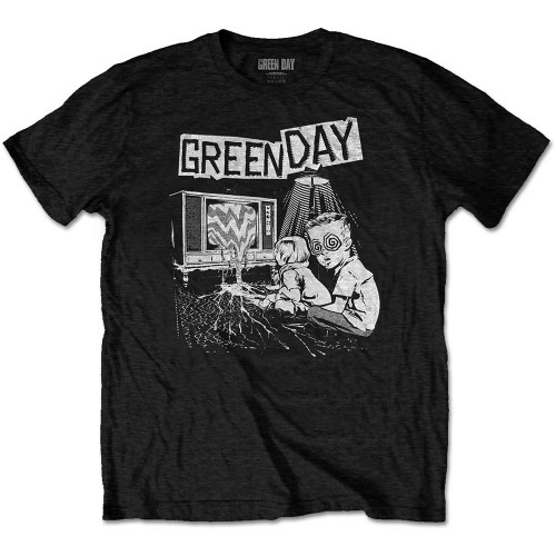 Tricou Green Day TV Wasteland