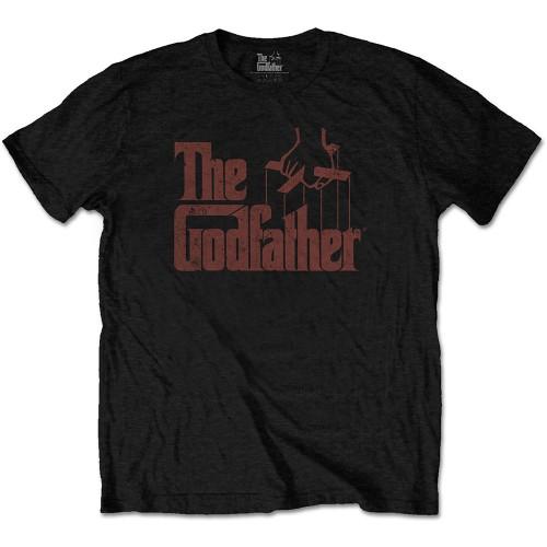 Tricou The Godfather Logo Brown