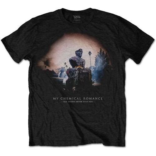 Tricou My Chemical Romance May Death Cover