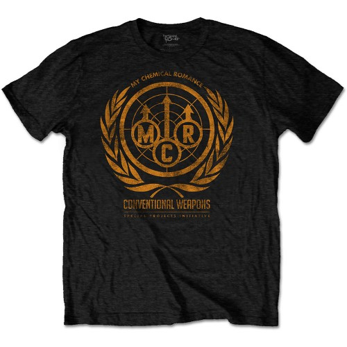 Tricou My Chemical Romance Conventional Weapons