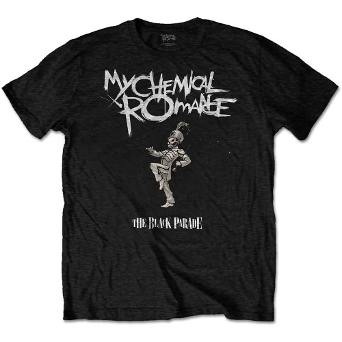 Tricou My Chemical Romance The Black Parade Cover