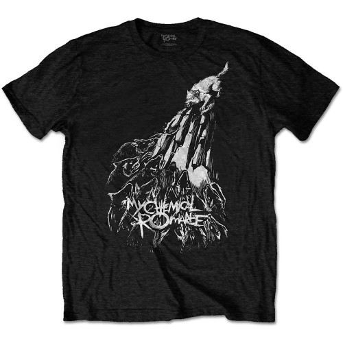 Tricou My Chemical Romance The Pack