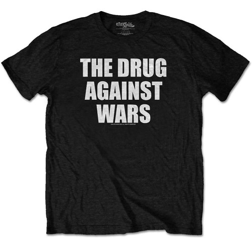 Tricou Wiz Khalifa Drug Against Wars