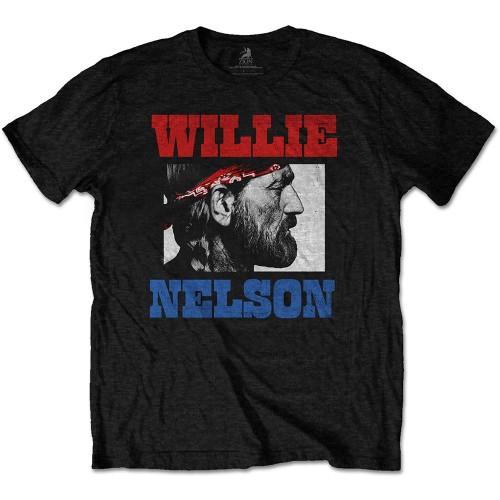 Tricou Willie Nelson Stare