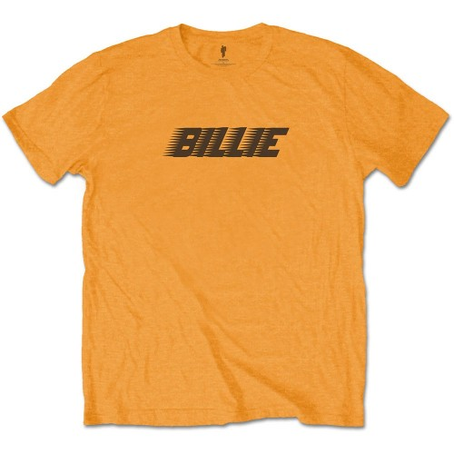 Tricou Copil Billie Eilish Racer Logo & Blohsh