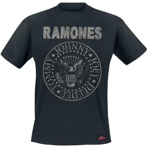 Tricou Ramones Seal Hey Ho