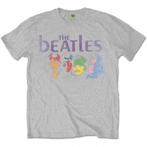 Tricou Beatles - The White Album Back