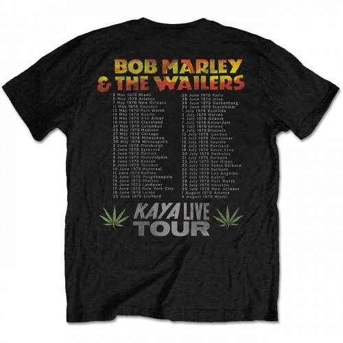 Tricou Bob Marley Kaya Tour