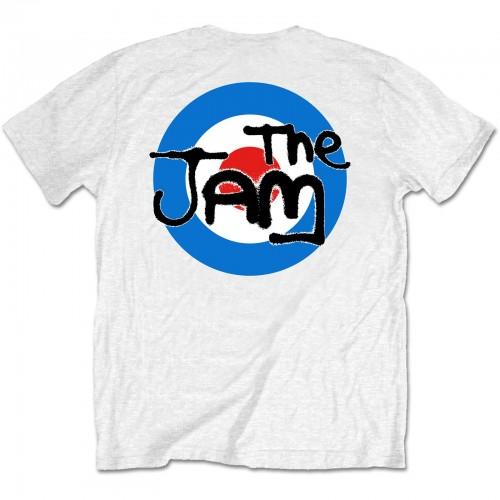 The Jam Unisex Tee: Target Logo (Back Print/Retail Pack)